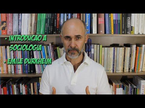 Introdução à Sociologia e Durkheim