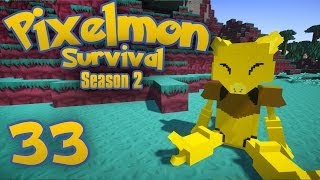 Minecraft Pixelmon [Season 2: Part 33] Shaq Fu 2