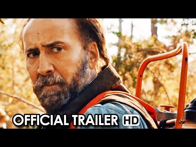 Joe Official Trailer #1 (2014) HD