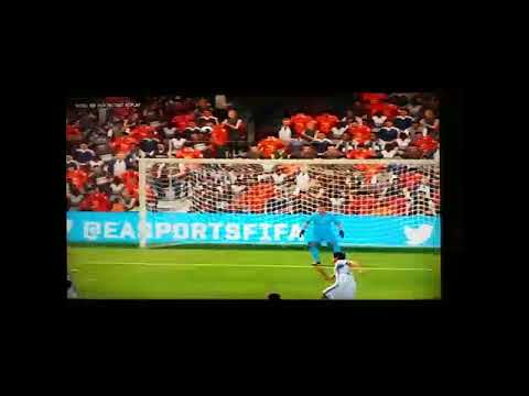 Fifa 17 best goals compilation