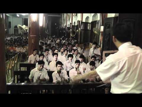 Video Đội Kèn Đồng Và Đội NHạc Nhẹ Giáo Xứ Hoàng Xá