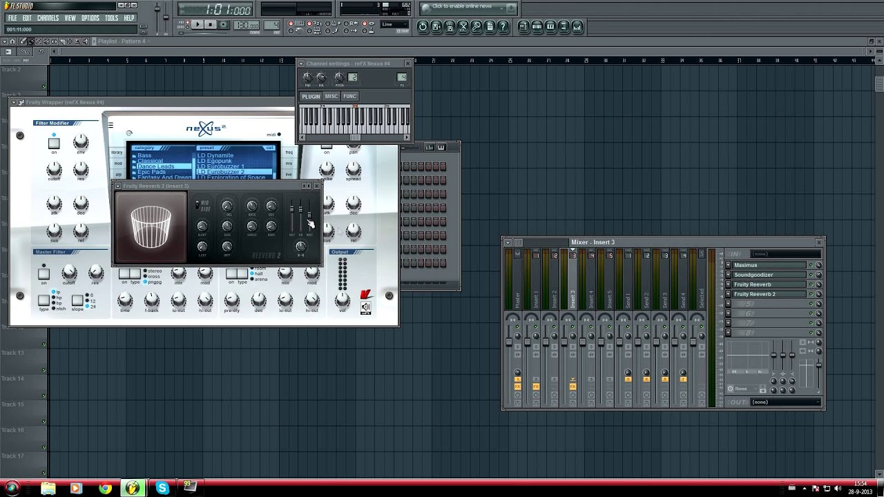 Mr sax настройки в fl studio
