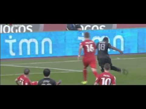 Silvestre Varela Goal (Portugal 1-0 Luxembourg) 15.10.2013