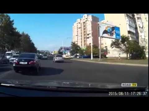 Жара сказывается на водителях