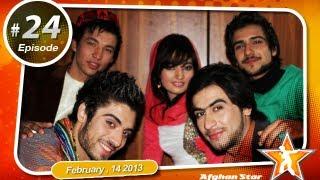 Afghan Star Season 8 Episode.24 Top 5 Elimination Show
