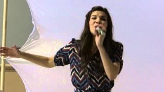 2014 Carmen Sarahi 'Libre Soy' En Creativa Fest
