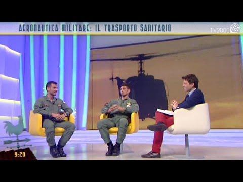 Aeronautica militare: soccorso e trasporto sanitario