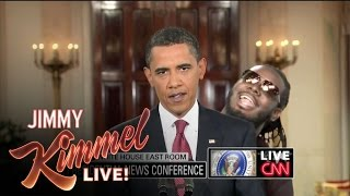 T-Pain's Barack Obama Auto-Tune Treatment