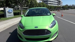 2014 Ford Fiesta 1.0L EcoBoost: Everything You Ever Wanted