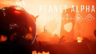 PLANET ALPHA - Survival Trailer