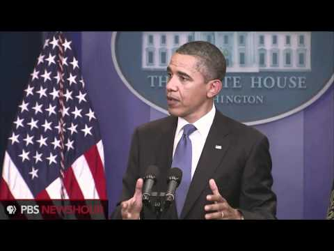 President Obama Urges Debt Limit Compromise in News Conference
