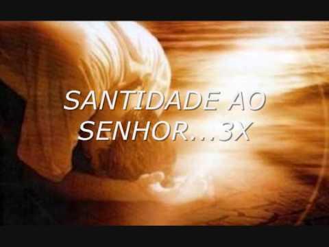 SANTIDADE AO SENHOR R R SOARES