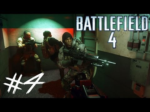Battlefield 4 - Single Player Campaign - Part 4 | SAVING MR.GARRISON (PC max settings)