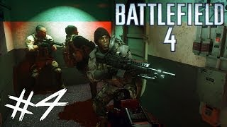 Battlefield 4 - Single Player Campaign - Part 4 | SAVING MR.GARRISON (PC max settings)