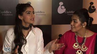 Sonam Kapoor's SHOCKING REACTION On Having Kids Through Su..
