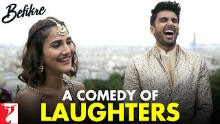A Comedy of Laughters | Behind The Scenes | #Befikre |