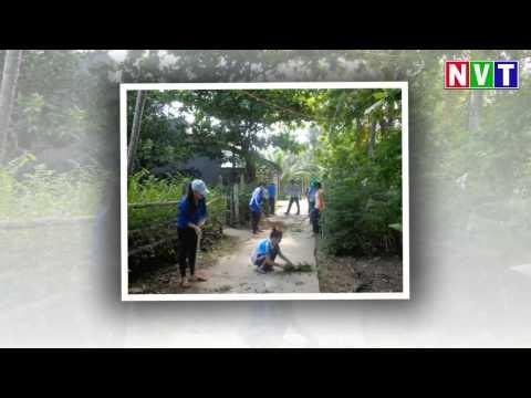 Công tác Đoàn xã Nhuận Phú Tân 2014 - Tuổi trẻ Bến Tre hôm nay