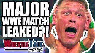 MAJOR WrestleMania 34 Match LEAKED?! | WrestleTalk News Jan. 2018
