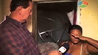 Dona Vanessa moradora do Bairro Romilda Ruas está precisando de sua ajuda...