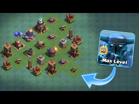 MAX TROOPS vs LEVEL ONE DEFENCES TROLL BASE🔥!! IMPOSSIBLE TROOP CHALLENGE !! CLASH OF CLANS!!