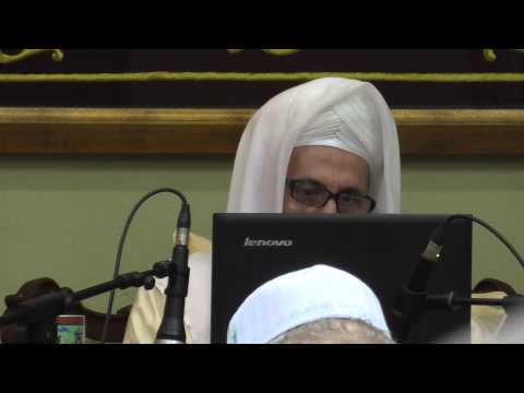 Qasidah bersama SYEIKH YUSUF MUHYIDDIN RIQ AL BAKHOUR AL HASANI