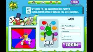 Bin Weevil Tycoon Account 2014