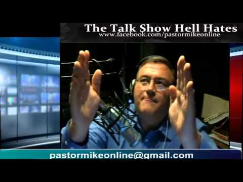 Pastor Mike Online 06-12-14, Immigration, Islam And Google Skybox