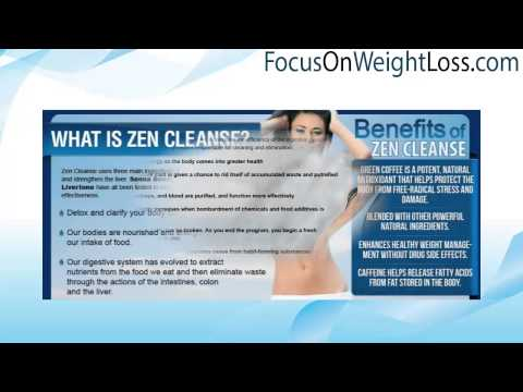 Zen Cleanse Review - Detoxify Your Body The Natural Way Use Zen Cleans