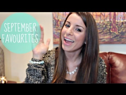 ♡ My September Favourites | Health, Beauty and Food ♡