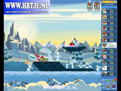 Angry Birds Friends Tournament Week 86 Level 6 high score 125k (tournament 6)