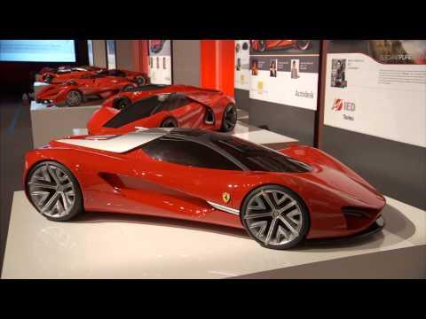 Ferrari World Design Contest 2011 -IUSlju8cgPQ