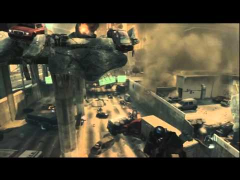Black Ops 2 Campaign Gameplay - E3 2012 Demo