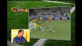 Veja o compacto entre Cruzeiro 1x0 Santos