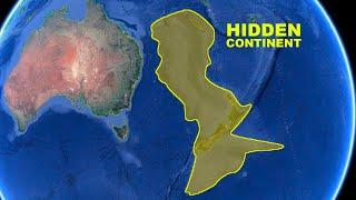 The Earth Has a Secret Hidden Continent