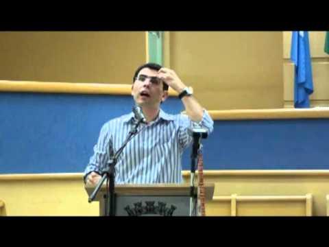 1- Seminário Parábolas de Jesus - Haroldo Dutra Dias- Parte 1 MP4
