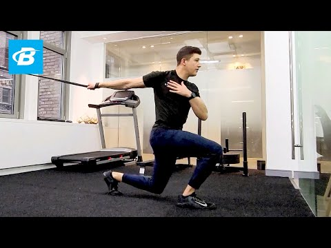 Full Body Mobility Routine | Cameron Yuen & RSP Nutrition