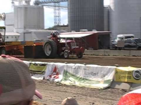 V8 HOTROD ANTIQUE TRACTORS FROM UNION CITY INDIANA DCTPA