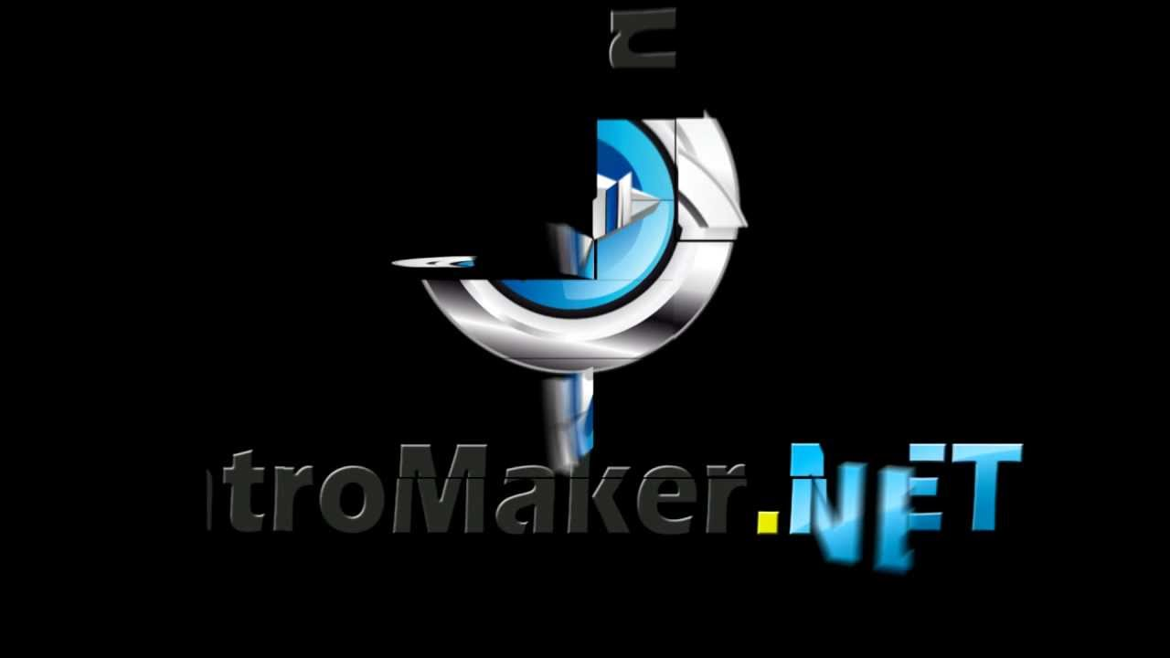 Intro Maker Animate your Logo Online Logo Animation - oukas.info