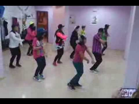 coreografía Ana hip-hop chris brown ft nicki minaj-love more