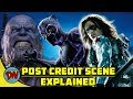 Black Panther Post Credit Scenes Explained in Hindi
