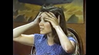 Carrie Fisher: Empire Strikes Back Interview, 1980