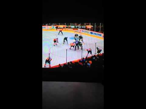 Philadelphia Flyers vs Minnesota Wild 12/2/2013 part 4