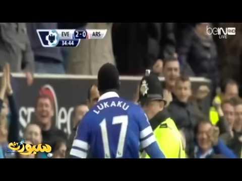 Everton vs Arsenal 3 0 ~ All Goals & Highlights 6 4 2014
