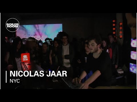 Nicolas Jaar Boiler Room NYC DJ Set at Clown & Sunset x RBMA Takeover