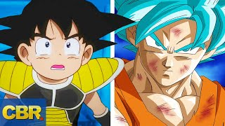 The Complete Dragon Ball Saiyan History Explained