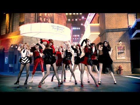 GIRLS' GENERATION 少女時代_PAPARAZZI_Music Video
