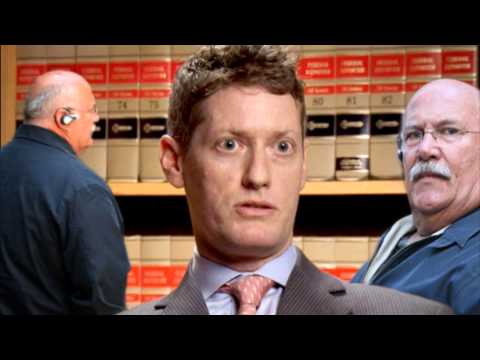 The Prosecutor and Bail Bondsman Call an Ophthalmology Center