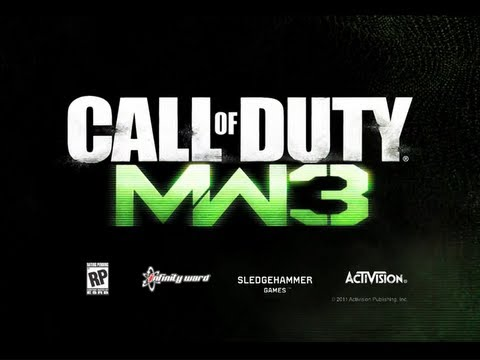 *NEW* Call of Duty: Modern Warfare 3 - OFFICIAL Singleplayer Gameplay Trailer! (COD MW3)