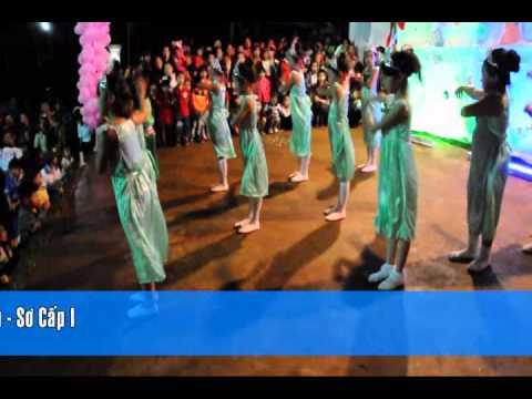 Thiếu nhi Vinh Hương - Nhảy múa cùng trăng