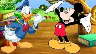 Káčer Donald a priatelia - 1 hodina